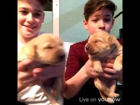 LIVE on YouNow March 5, 2017