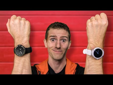 Affordable Smartwatches that Don't Suck? - Ticwatch S & E Showcase