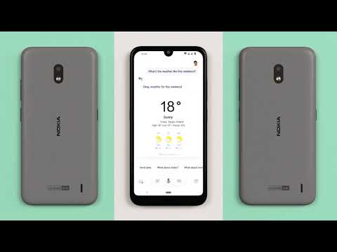 #getahead-with-advanced-ai-with-the-new-nokia-2.2.