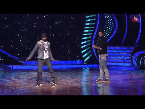Remo D Souza break dance on Sunsathiya Song