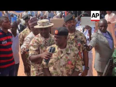 Nigeria libera a 244 acusados de pertenecer a Boko Haram