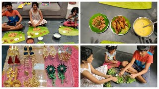 Ramzan feast at home/Prawn roast/malai chicken kebab/ada payasam/Biriyani kathirikai/Mutton biriyani