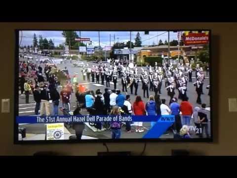 Daybreak Middle School 2015 Hazel Dell Parade