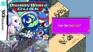 Los lentes de agua y el cabello dorado/Digimon World Dusk #12