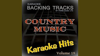 Eighteen Wheels & a Dozen Roses (Originally Performed By Kathy Mattea) (Karaoke Version)