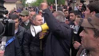 Սերժ Սարգսյանի սպառնալիքը սկսեցին իրագործել Էրեբունուց
