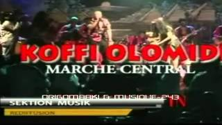 Download Koffi Olomide plein a craquer concert st Valentin 2013 MP3 song and Music Video