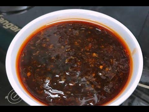 Cách làm nước sốt chấm thịt nướng bbq tuyệt ngon