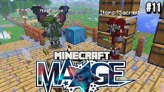 STADT BLAU! | Minecraft MAGE #11 | Clym
