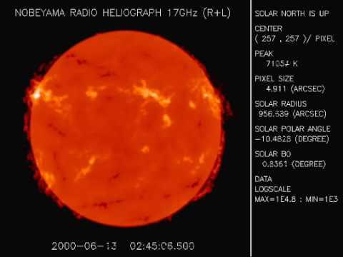 Radio Heliograph Solar Study 1993 to 2009