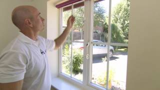 How to re-tension spring loaded Roller blinds