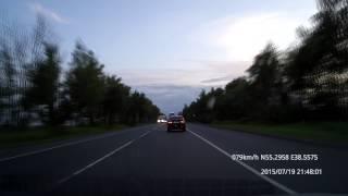 видео Начал обгон на прерывистой  - закончил на сплошной