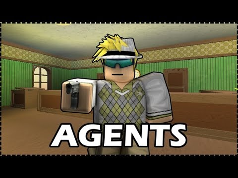 Roblox Agents Codes And Gameplay Look In The Video ...