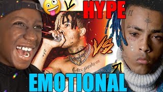 RAPPERS MOST LIT SONG VS RAPPERS MOST EMOTIONAL SONG!