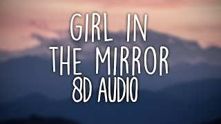 Bebe Rexha - Girl In The Mirror (8D AUDIO) 🎧