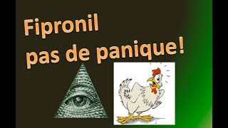 09 * Fipronil et œufs contaminés, pas de panique!