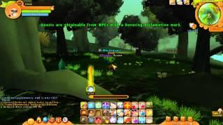 Ragnarok Online 2 - Alchemist Yggdrasil Farming Spot