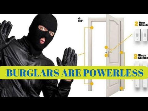 Door Frame and Hinge Reinforcement (Ultimate Door Security) - YouTube