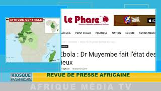 KIOSQUE PANAFRICAIN DU 20 12 2019
