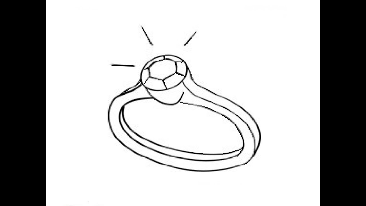 It's just a graphic of Magic Drawing Of A Ring