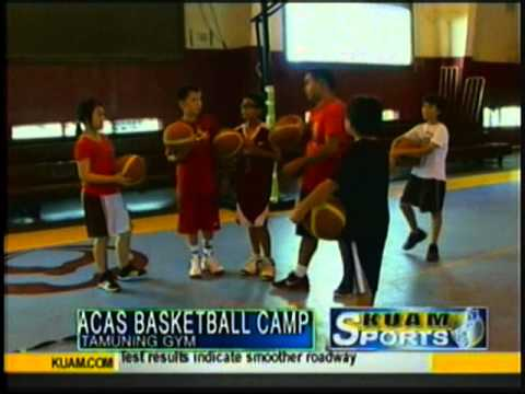Guam basketball camp run by former FD Friar