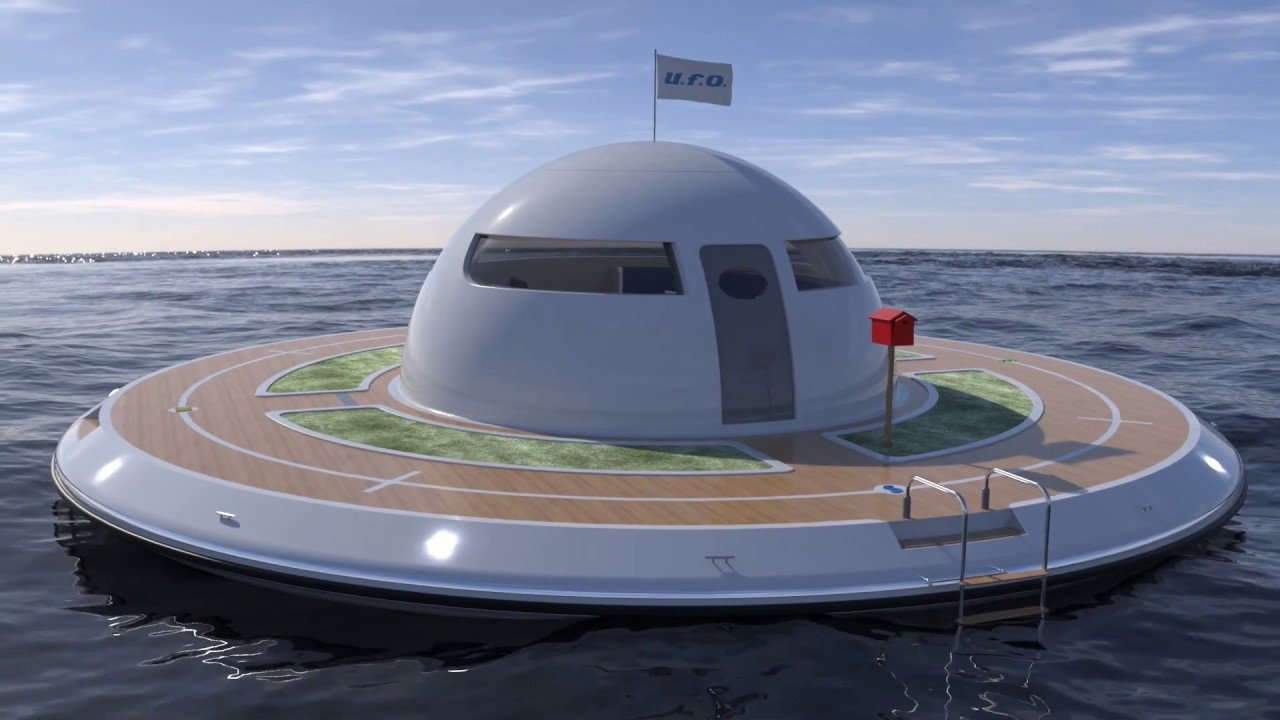 Pierpaolo Lazzarini Proposes To Build The Unidentified Floating Object