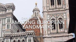 Скачать Origins Dan Brown Locations Amazing European Landmarks In The Robert Langdon Novels