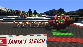 Santa's Sleigh [1.8] Official Trailer