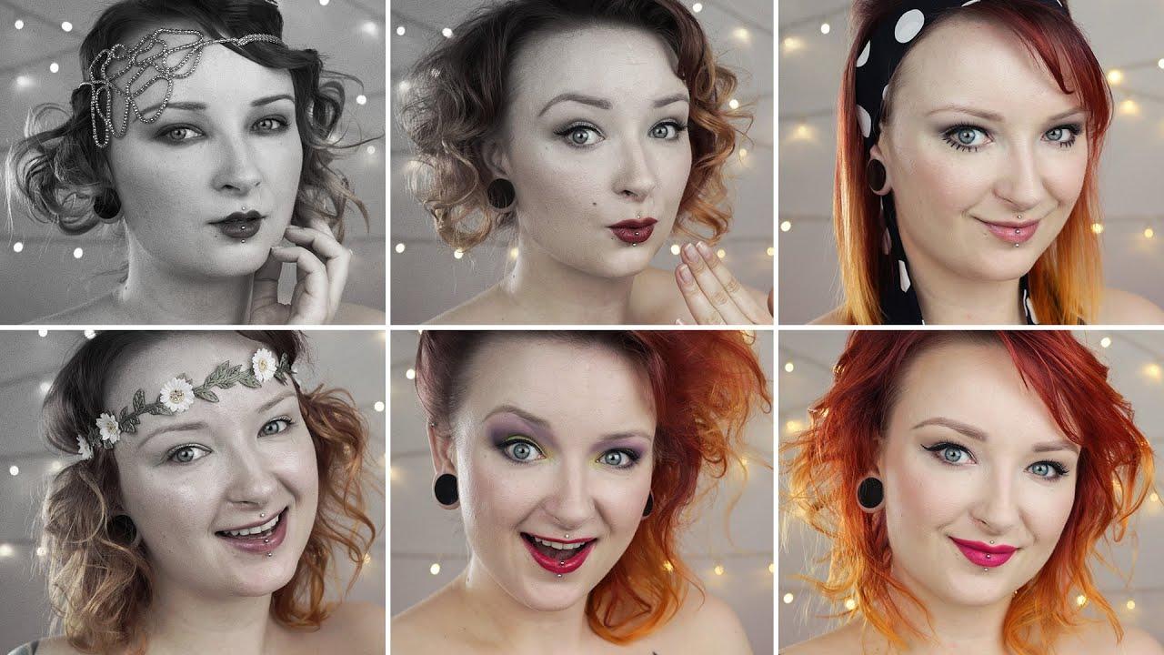 Historia Makijażu Xx Wieku Red Lipstick Monster Youtube