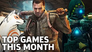 New Releases - Top Games Out This Month - December 2017