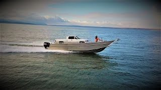 crawling boat model HLC36 the boat that walks up the beach