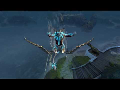 GW2 Forged Backpack and Glider Combo (700 gems)