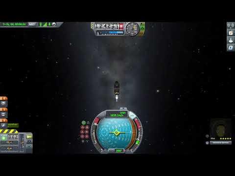 Kerbal Space Program (Xbox One/French): Un premier extrait de 10 minutes environ