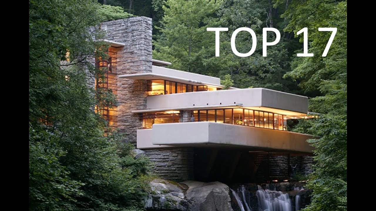 Top 17 most iconic and influential old vintage modern houses