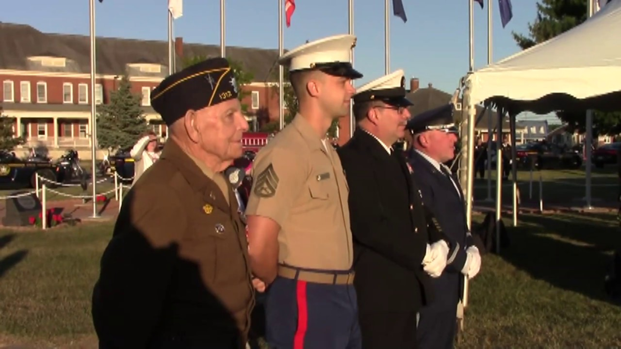 HTS - North Country Honor Flight  9-2-17
