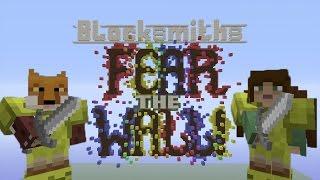 Minecraft Xbox: Fear the Wall {Strike 1st, Strike Hard}