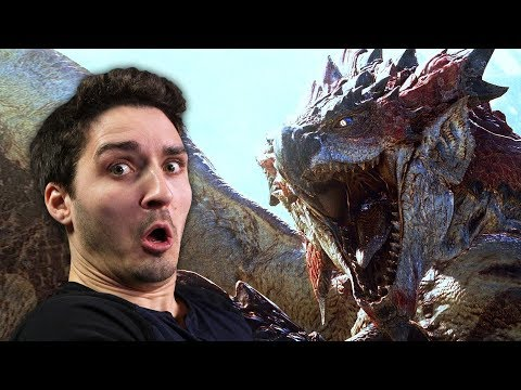 Monster Hunter World's HORRIFYING Truth! thumbnail