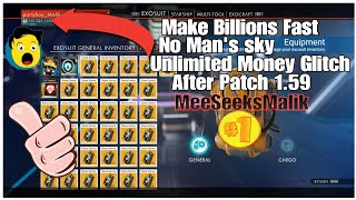 No Man's Sky Duplication/Money Glitch After Patch 1.59 Works With Quicksilver As Well