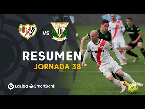 Vallecano Leganes Goals And Highlights