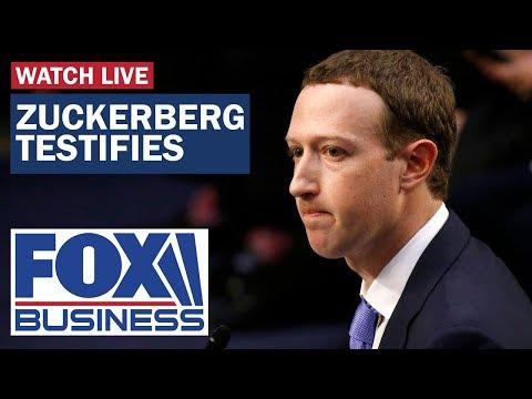 Смотреть Live: Zuckerberg grilled by Congress on Facebook Libra онлайн