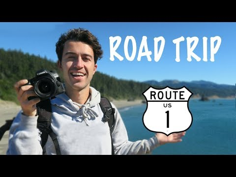 Pacific Coast Highway (MUST SEE STOPS)