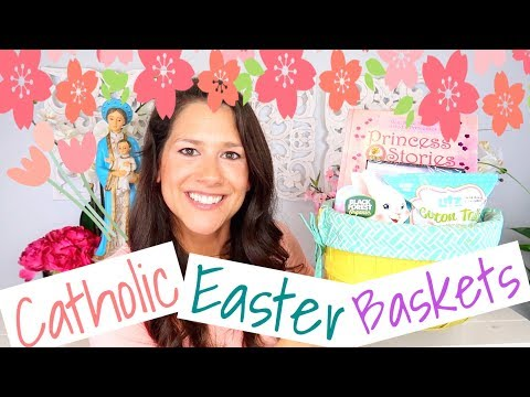 WHAT'S IN MY KIDS EASTER BASKETS 2019