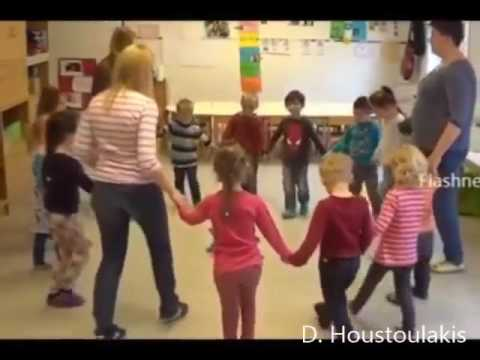 German kindergarten uses Cretan dances for child therapy