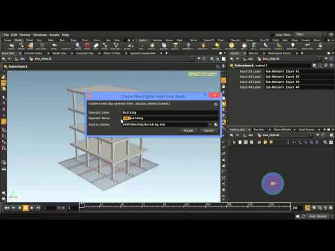 Houdini Engine | Create An Asset For Unity