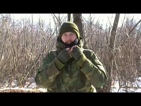 Dressing For Winter Survival