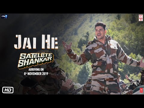 Satellite Shankar: Jai He Video Song | Sooraj, Megha | Salman, Sandeep