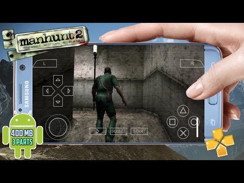 How To Download Manhunt 2 PSP In Android HD | With Proof | Hindi | Ultra Gameplays |