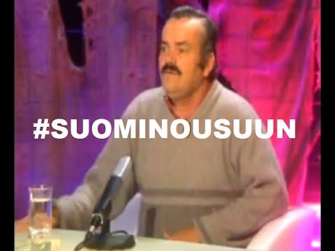#SUOMINOUSUUN