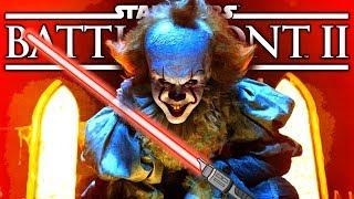Jedi Clowns Attack! Star Wars Battlefront 2