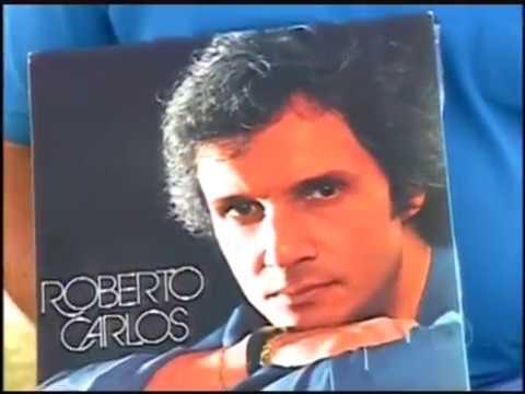 ROBERTO CARLOS - No Palco da Vida - Globo Reporte